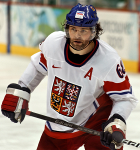 Jaromir Jagr tycks varken åldras eller tröttna på att ställa upp i landslaget.